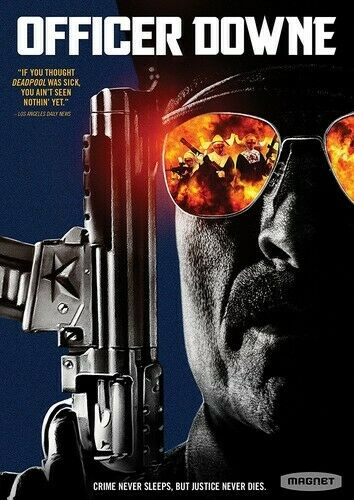 Officer Downe DVD NEW