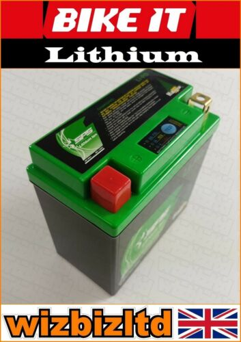LIPO12E Lithium-Ionen Motorradbatterie Ducati bis 1981 Ss Replik cc : 900