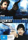 Chuck Norris / Charles Bronson (DVD, 2014)