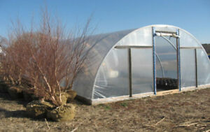 24 X 72 Ft Greenhouse Quonset Kit Hoop House Cold Frame High
