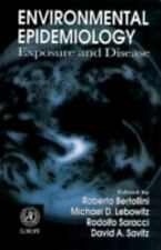 Environmental Epidemiology Exposures and Disease-ExLibrary