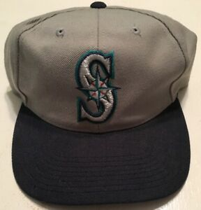 Vintage-Sports-Specialties-MLB-Seattle-Mariners-Snapback-Hat-NWOT