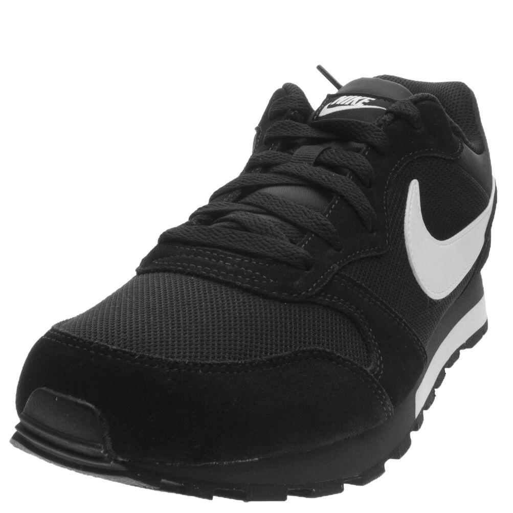 Scarpe Nike Nike Md Runner 2 Taglia 44.5 749794-010 Nero