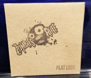 Mike E Clark - Zombie Rule CD Limited Edition ELR MEC insane clown posse twiztid