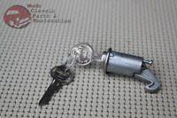 62-65 Chevy Nova Glove Box Door Lock Cylinder Pear Head Keys