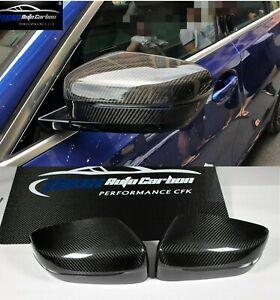 Voll-Carbon-Spiegelkappen-Huelle-Mirror-Cover-passt-fuer-BMW-G30-G32-G11-G20