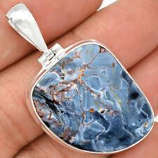Pietersite 925 Sterling Silver Pendant Jewelry PTCP790