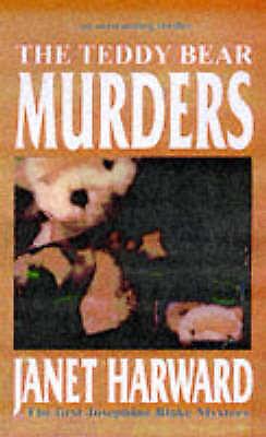 The Teddy Bear Murders, Janet Harward, Very Good Book