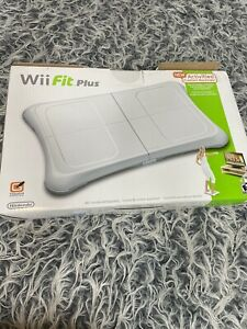 Nintendo Wii Fit Plus with Balance Board Bundle Game(Nintendo Wii) - NEW In Box