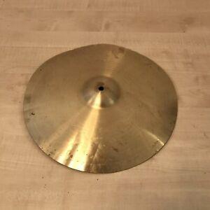 """16"""" Crash Cymbale Costume Tambour Kit Warped-afficher Le Titre D'origine DernièRe Technologie"""