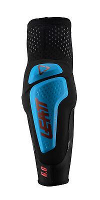 Leatt 3DF 6.0 Elbow Guards-Fuel//Black-XL 5019400323