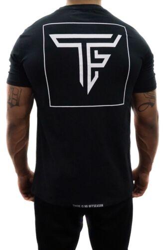 Black Alphalete, Tino Fit Wear TF Block Logo Tee