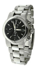 Oris Chronograph Automatic Black Dial Stainless Steel Men's Watch 7520-41