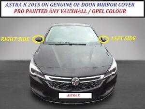 Gm-Astra-K-MK7-OE-Ala-Cubierta-De-Espejo-R-H-o-L-H-Pintado-cualquier-OE-Color-2015-en