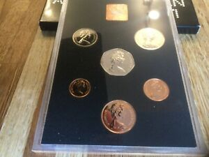 1971 FOR COLLECTORS U.K. PROOF COIN SET WITH FIRST STRIKE OF  DECIMAL COINAGE