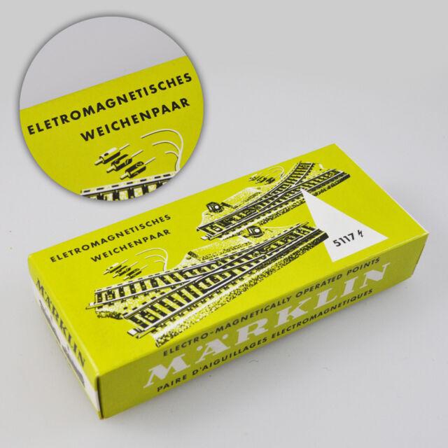 Misprint - Märklin 5117 - Electromagnetic - Eletromagnetisch #2