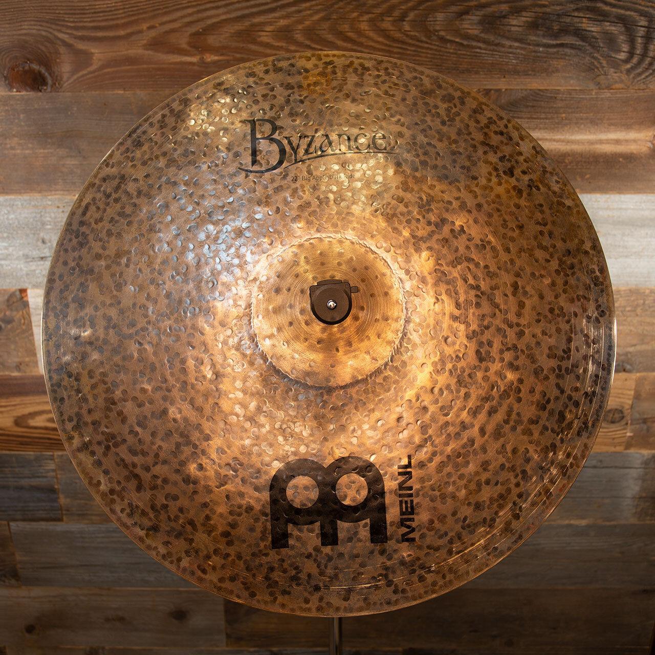 Meinl 22  Byzance Big Apple Dark Ride Cymbal