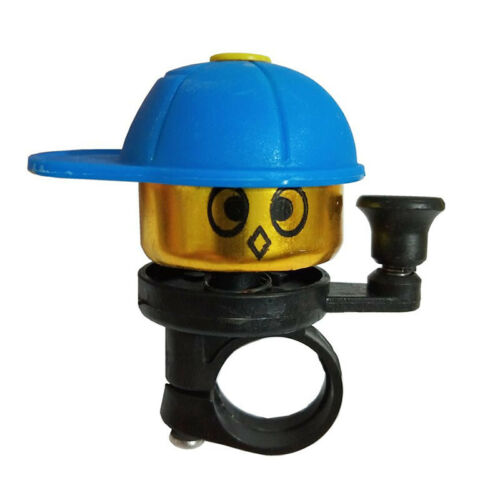 For Kids Bike Bell Ring Accessory Attractive Boy Bicycle Mount Durable Useful