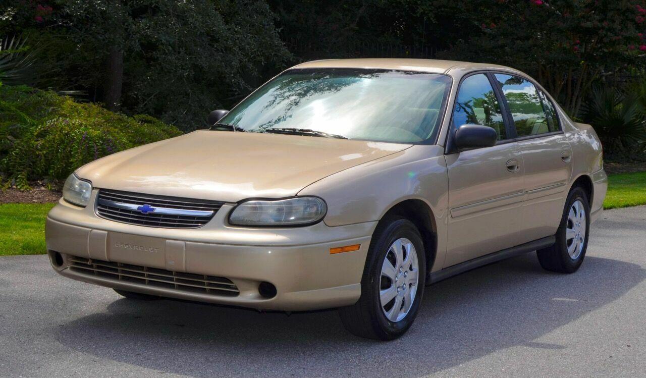 2003 Chevrolet Malibu Base 4dr Sedan