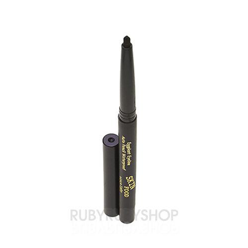 [SKINFOOD] Eggplant Eye Line Auto Pencil Waterproof - #1 Black