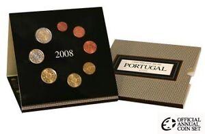 2008-Divisionale-8-monete-EURO-PORTOGALLO-BU-portugal