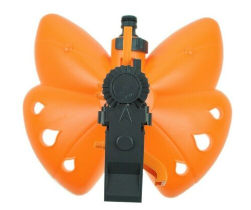 Rasensprenger Schmetterling Pulsationsregner Impulsregner Garten Sprinkler8109PB