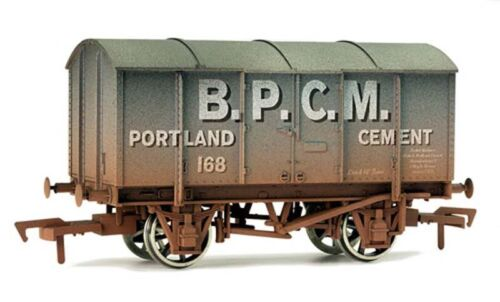 Dapol Gunpowder Van BPCM Weathered OO Gauge DA4F-013-101