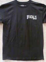 Fatal Clothing Men T-shirt time Will Tell -- Color Black