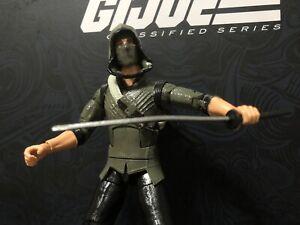 "Custom GI Joe Classified 6"" GI Joe Ninja Kamakura"