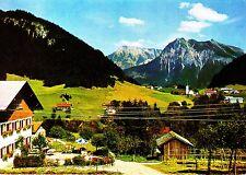 Tiefenbach b. Oberstdorf , Berghof, Ansichtskarte, 1975 gelaufen