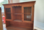 quality pine dresser / shelving / cupboard