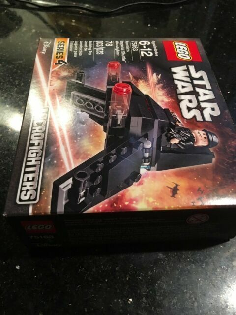 LEGO Star Wars Y-Wing Microfightes 75162 NEW /& SEALED Building Kit