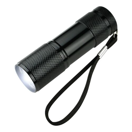 Personalised Hand Torch 6 LED  Flashlight Custom Any Name Engrave Fathers Day