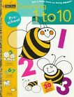 Sawb:Counting 1 to 10 - Preschool by Golden Books (Paperback, 2003)