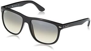 b4893624c7 Ray-Ban Rb4147 601 32 Black Crystal Gray Gradient Sunglasses for ...
