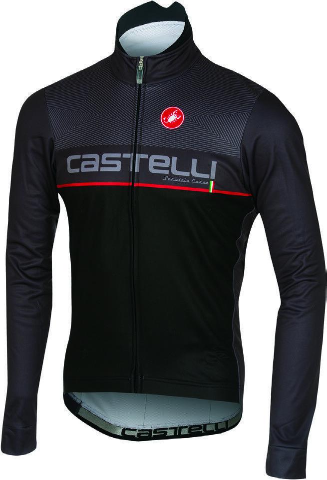 New Castelli Thermal Jacket Road   Mountain Bike -Various Größes