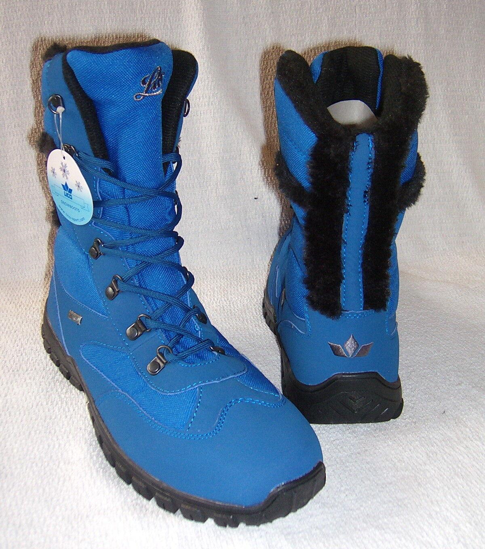 LICO Wasserdichte Winter Boot´s Blau TOP