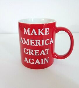 MAGA President Donald Trump Make America Great Again Coffee Cup Tea Mug