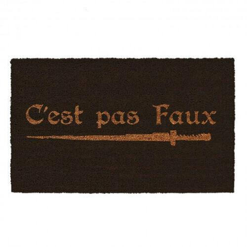C/'Est Pas Faux 60X40cm Paillasson Kaamelott