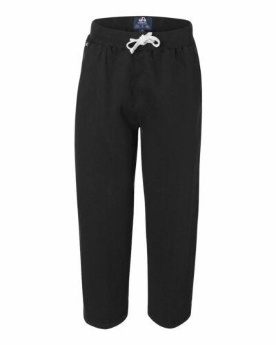J America Premium Open-Bottom Sweatpants 8992