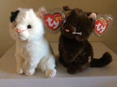 5.5 inch - MWMTs BBOM September 2005 TY Beanie Baby FRISKY the Cat