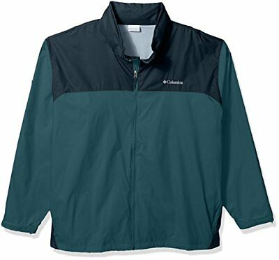 NEW *** $75.00 Columbia Men/'s Glennaker Lake Big /& Tall Rain Jacket