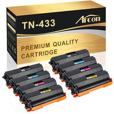 3x MWT Patrone XL kompatibel für Brother DCP-L-8410-CDW HL-L-8260-CDW