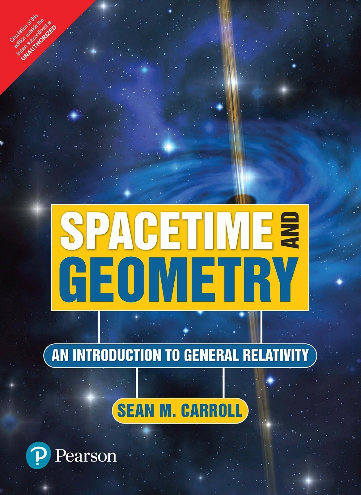 Carroll General Relativity Pdf