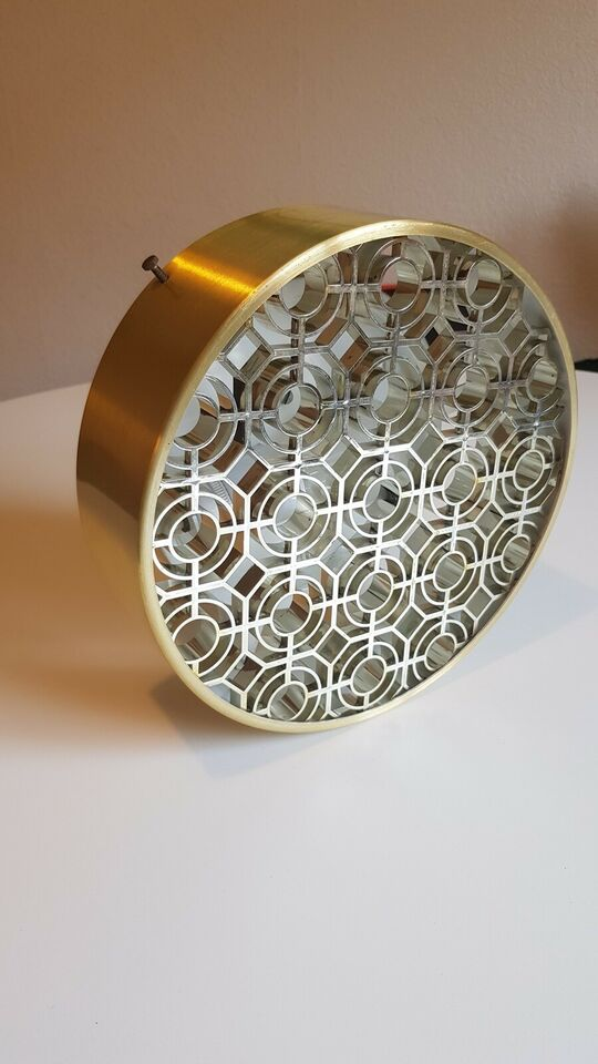 Plafond, Retro Svensk Loftlampe