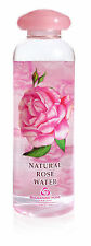 Bulgarian Natural Rose Water soothes moisturises and refreshes skin Toner Lotion