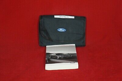 ford taurus owners manual ebay