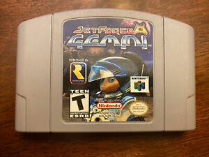Jet-Force-Gemini-Nintendo-64-1999-Cleaned-Tested-Authentic-N64
