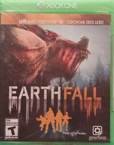 EARTHFALL-DELUXE-EDITION-XBOX-ONE-NEW-amp-SEALED