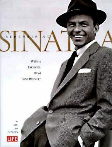 Remembering Sinatra : A Life in Pictures (1999, Hardcover)
